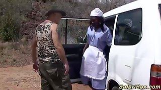документальное видео секс чугунной африканки парочка остановилась