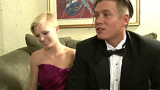 Cute blonde chick Elaina Raye and her guy hookup up for a hard afternoon fuck № 525007 загрузить